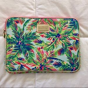 "Lilly Pulitzer ""15 In Laptop Sleeve"